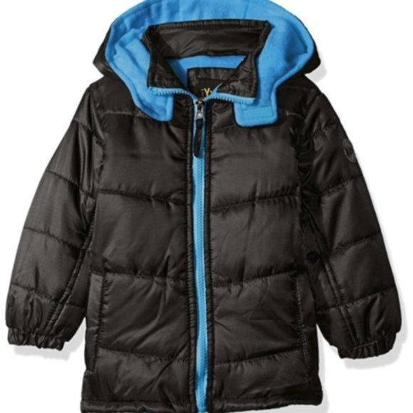 iXTREME BOYS Puffer Coat with Hood 12 Month NEW